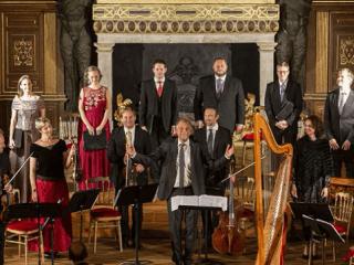 Musiciens du répertoire classique au château de Fontainebleau