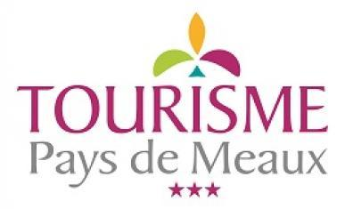 Logo de l'office de tourisme du Pays de Meaux