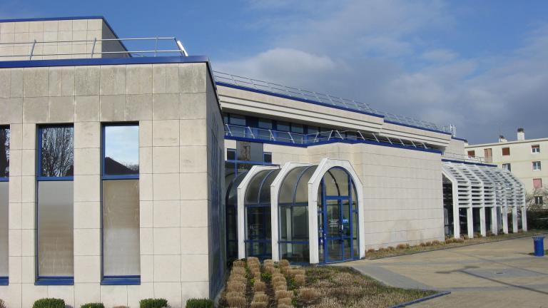 Bâtiment des archives départementales de Seine-et-Marne
